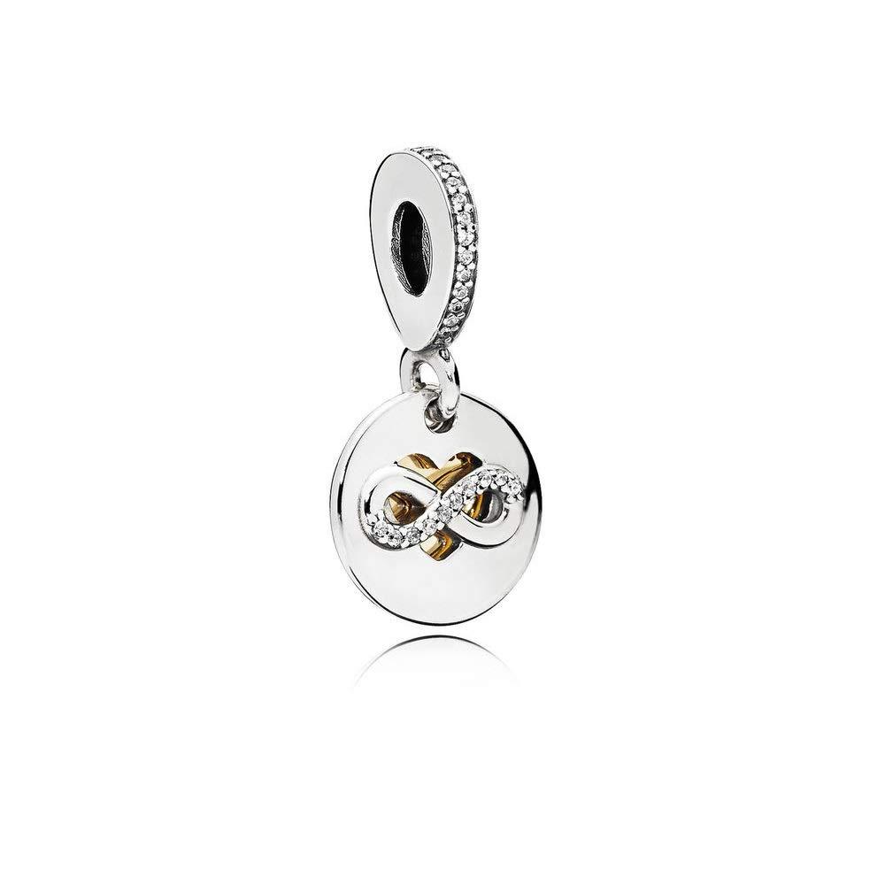 Pandora Heart of Infinity Dangle Charm 796200CZ