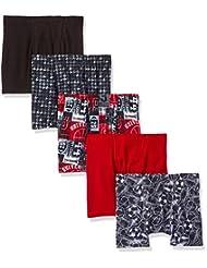 Hanes Boy's Stripe Boxer Brief 5-Pack