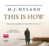 This is How by M. J. Hyland front cover