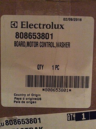 Control Washer Frigidaire Board (Frigidaire 808653801 Washer Electronic Control Board)