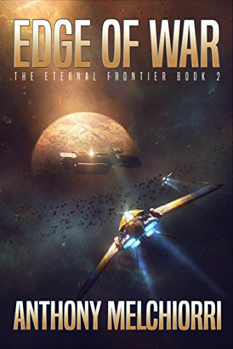 Genetic Edge (Edge of War (The Eternal Frontier Book 2))