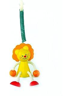 Schwingfigur Pinoccio 100 x 100 x 100 NEU Schwingtier Figur an Feder