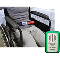 Alarming Wheelchair (Velcro Release) Seat Belt so You Know When They Get Up!