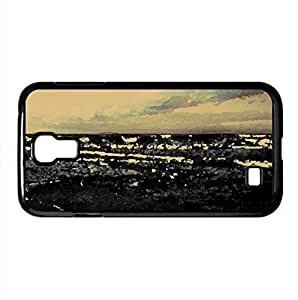 Dark Waves Watercolor style Cover Samsung Galaxy S4 I9500 Case
