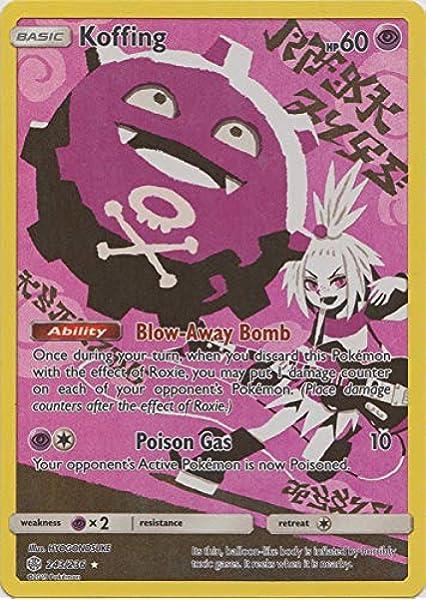 1X Weezing 77//236 Cosmic Eclipse Pokemon Online Digital Card