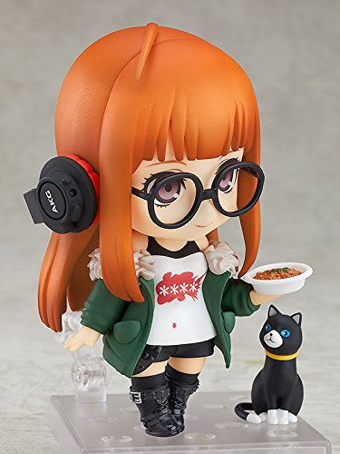 Good Smile Persona 5: Futaba Sakura Nendoroid Action Figure by Good Smile (Image #3)