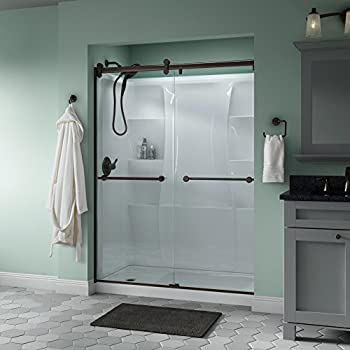 Delta Shower Doors Sd3172664 Trinsic 60 Quot X 71 Quot Semi