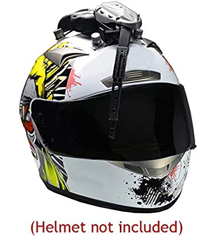 3bb315d3 UVIA Helmet Visor Shield Wiper for Motorcyle ATV Scooter Supermotard Ski  Snowboard Jet Ski etc.