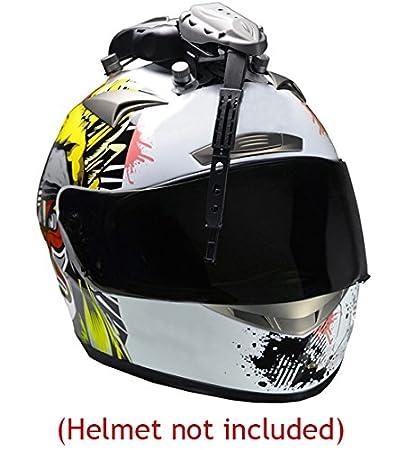 Amazon.es: UVIA casco visera Shield Wiper para moto ATV Scooter Supermotard Jet para esquí y snowboard esquí Etc... (Compatible con la mayoría de Arai, ...