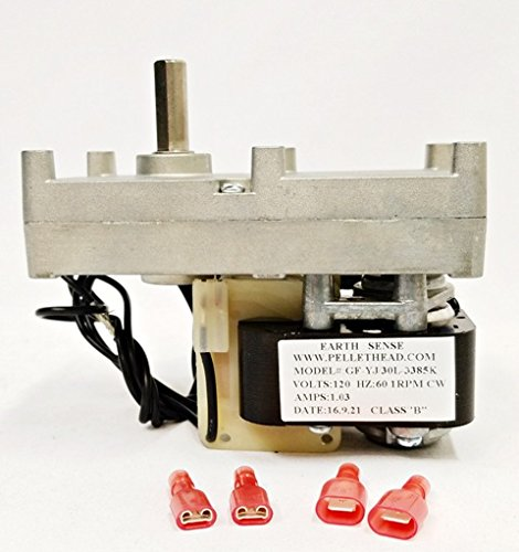 WHITFIELD Profile 20 & Profile 30 Auger Feed Motor H5886, 12046300, PH-CW1 by Whitfield / Lennox