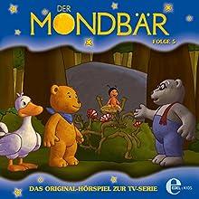 Der Mondbär 5: Das Original-Hörspiel zur TV-Serie Hörspiel von Der Mondbär Gesprochen von: Elke Schützhold