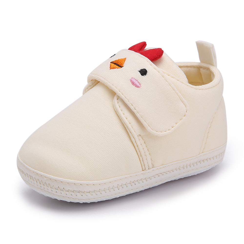 Delebao Baby Boys Girls Shoes Newborn Infant Toddler Boots Anti-Slip Loafer