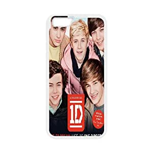 """Music Band One Direction Pattern Productive Back Phone Case For Apple Iphone 6,4.7"""" screen Cases -Style-11"""