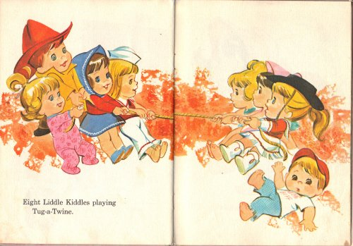 Mattel's Liddle Kiddles: A Counting Book