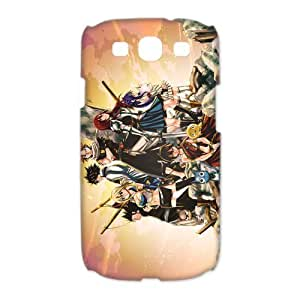 Custom Fairy Tail Hard Back Cover Case for Samsung Galaxy S3 CL441 by ruishernameMaris's Diary
