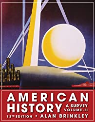 American History: A Survey, Volume 2