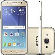 Samsung - Smartphone Galaxy J5 Duos J500M, Tela 5'', 16GB,