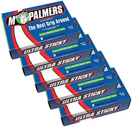 Mrs. Palmers ワックス - コールド、5個パック