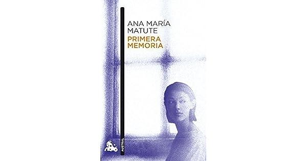 Amazon.com: Primera memoria (Spanish Edition) (9788423343591 ...