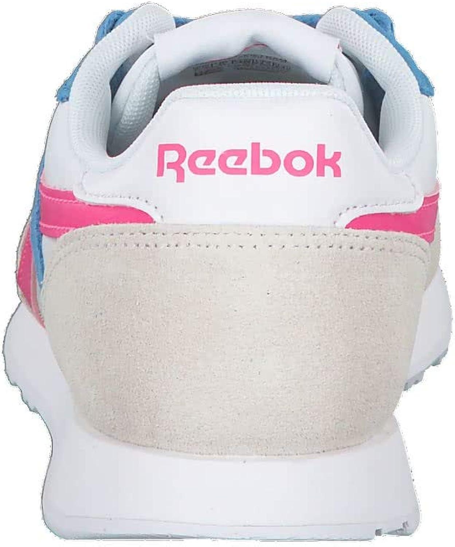 Reebok Royal Ultra, Zapatillas de Trail Running para Hombre, Multicolor (White/Solar Pink/C.Blue 000), 38.5 EU: Amazon.es: Zapatos y complementos
