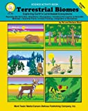 img - for Terrestrial Biomes, Grades 5 - 8: Exploring Earth s Land-Based Ecosystems book / textbook / text book