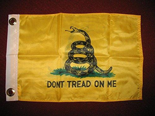 2X18 Tea Party Boat Car Motorcycle Flag (Party Destination Football)