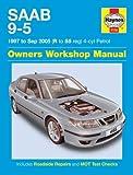 SAAB 9-5 Service and Repair Manual: 97-04
