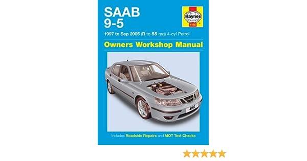 saab 9 5 97 04 9781785212895 amazon com books rh amazon com Saab 9-5 Aero 2002 Saab 9-5