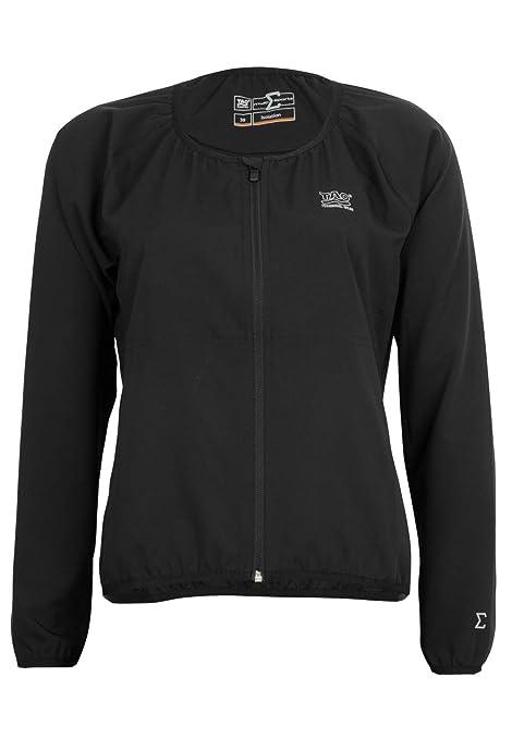 Tao Mujer Exterior Chaqueta Urban Jacket Negro - 84018 ...