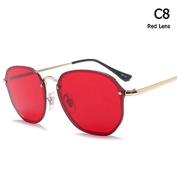 Gafas De Sol,Tendencias De Moda Gafas Redondas Mujeres ...