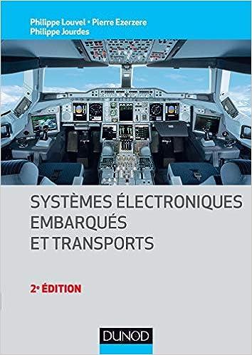 couverture du livre Systèmes électroniques embarqués et transports