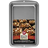 7 x 11 baking pan - Wilton Recipe Right 11 Inch x 7 Inch x 0.5 inch Biscuit Brownie Pan