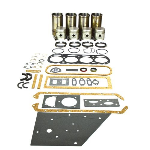 "All States Ag Parts Engine Rebuild Kit - Less Bearings - 4.125"" Overbore Allis Chalmers D TL10 201 WF WC WD"