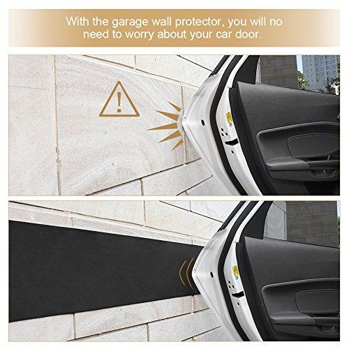 Bumper Car Garage : Garage door bumper guard ghb car protector