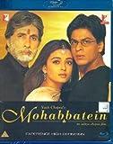 Mohabbatein [Blu-ray] (Bollywood Movies / Indian Cinema / Hindi Film)
