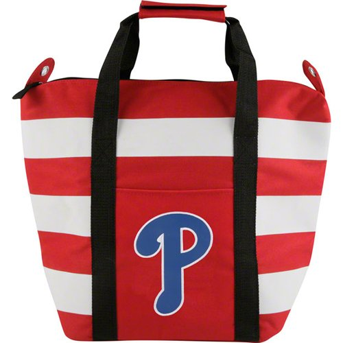 MLB Philadelphia Phillies Freeze Tote, Red