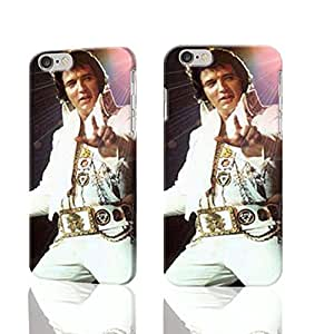 """Elvis Presley 3D Rough iphone Plus 6 -5.5 inches Case Skin, fashion design image custom iPhone 6 Plus - 5.5 inches , durable iphone 6 hard 3D case cover for iphone 6 (5.5""""), Case New Design By Codystore"""