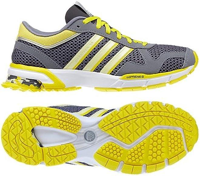 Marathon 10 USA Grey/Yellow Ladies 9