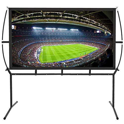 Portable Projector Screen with