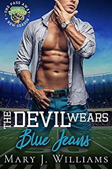 The Devil Wears Blue Jeans (One Pass Away: A New Season Book 1) by [Williams, Mary J.]