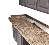 "Faux Granite Instantly Update Venecia Gold Granite Counter Top Cover, 36"" x 72"""