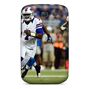 Durable Buffalo Bills Players Back Case/cover For Galaxy S3