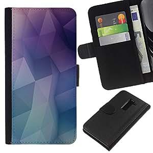 All Phone Most Case / Oferta Especial Cáscara Funda de cuero Monedero Cubierta de proteccion Caso / Wallet Case for LG G2 D800 // minimal poly