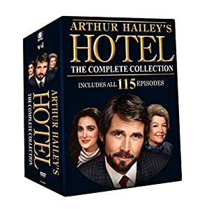 Hotel// Complete Collection/All 5 Seasons/115 Episodes