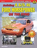Building 4. 6/5. 4L Ford Horsepower on the Dyno, Richard Holdener, 1613250088