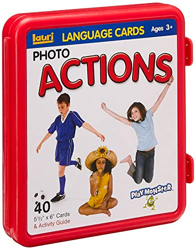 Lauri Photo Language Cards