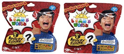 Ryan's World Series 2 Mystery Figure Set of 2