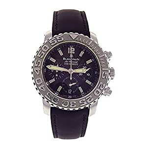 Blancpain Air Command Flyback automatic-self-wind mens Watch 2285F-1130-64B (Certified Pre-owned)