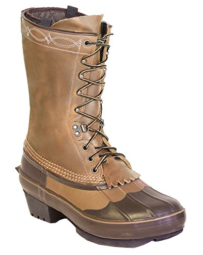 Kenetrek Womens Boot Cowgirl Da 11 Pollici Marrone