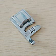 HONEYSEW 3-hole Metal Snap On Cording Presser Foot 5011-13 For Singer Brother Babylock Janome # 006813008